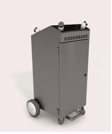 Nocomax Easy – urządzenie do dezynfekcji dużych pomieszczeń