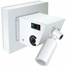 Nocowall – urządzenie do dezynfekcji pomieszczeń metodą zamgławiania